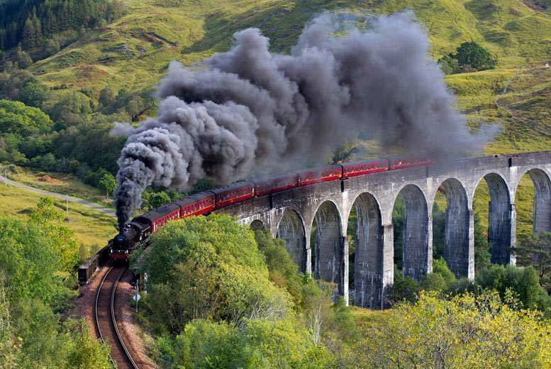£44 for a steam train experience and cream tea for two people with Activity Superstore - choose from two locations in Peterborough and Llanberis!