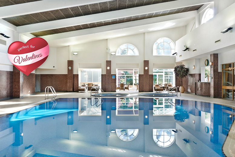 £99 (at The Belfry) for a Warwickshire break for 2 with Prosecco and leisure access with Valentine's and Mothers Day's availability, £179 for two nights - save up to 46%
