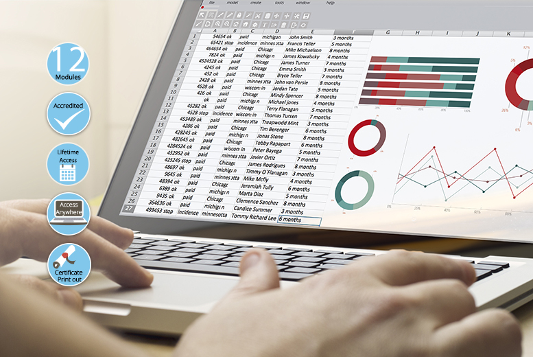 Accredited Excel 365 Essentials Course