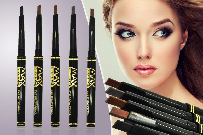£6 instead of £27.99 (from Forever Cosmetics) for two long-lasting eyebrow pencils - choose from five colours and save 79%