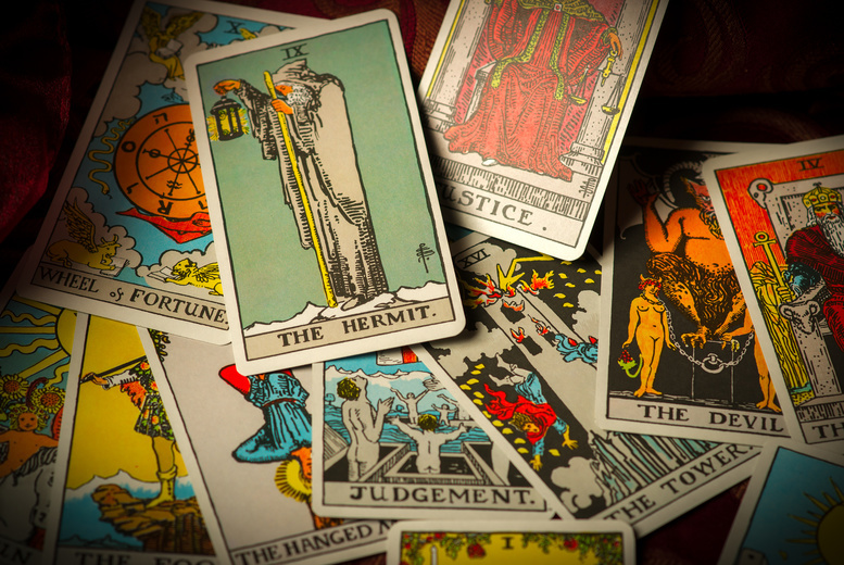 £6 instead of £15 for an email tarot card reading, £9 for a 30-minute Skype, FaceTime or phone call reading with Spirit Divine - look into your fate and save up to 60%
