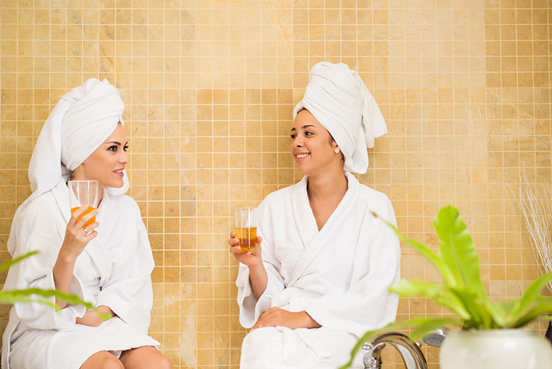 £24 instead of up to £120 for a mother and daughter pamper package including three treatments each and bubbly at ENVI Hair and Beauty Lounge, Hanley - save up to 80%