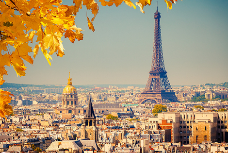From £99pp instead of up to £130.36pp (from Weekender Breaks) for a two-night Paris break including flights, or three nights from £139pp - save up to 24%