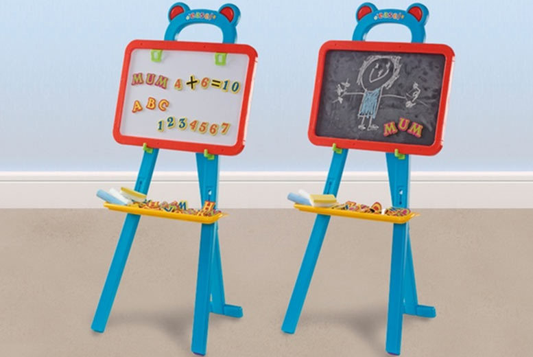 3-in-1 Learning Easel for £9.99