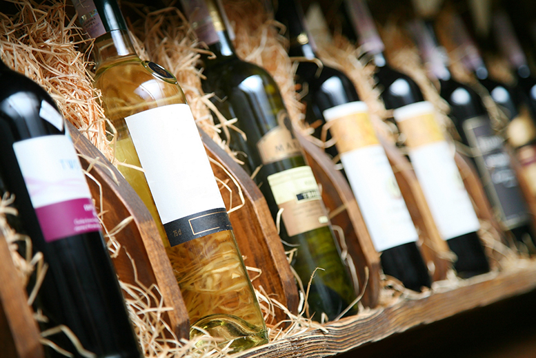 £49.99 instead of £99.99 for a vineyard tour for two people including a wine tasting, two-course lunch and bottle of wine at Holmfirth Vineyard - save 50%