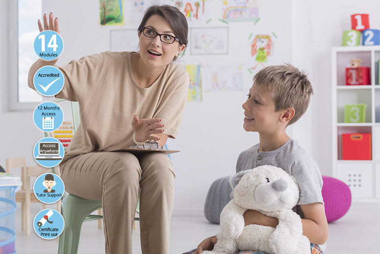 Accredited Online Child Psychology Course
