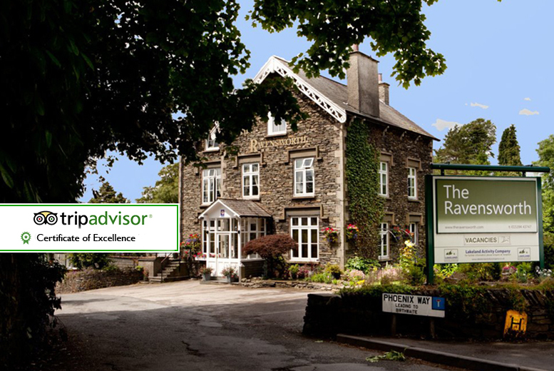 £105 instead of up to £220 (at The Ravensworth Guest House) for a two-night stay for two including a full English breakfast and afternoon tea - save up to 52%