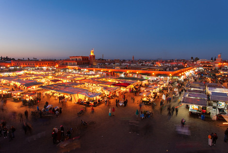 From £69pp (from Weekender Breaks) for a two-night Marrakech break with breakfast and flight, from £109pp for three nights, from £129pp for four nights - save up to 59%