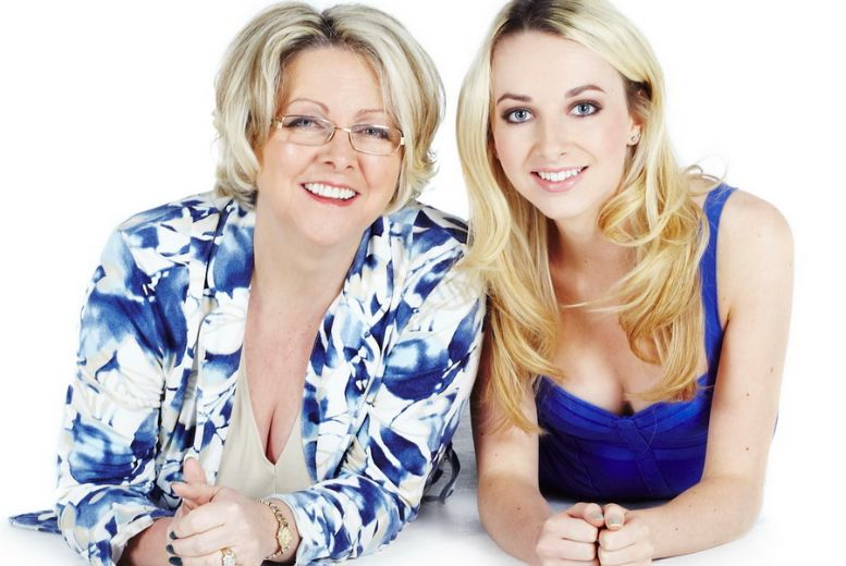 £12 instead of £200 for a mother and daughter makeover photoshoot from Arts Photography - save up to 94%