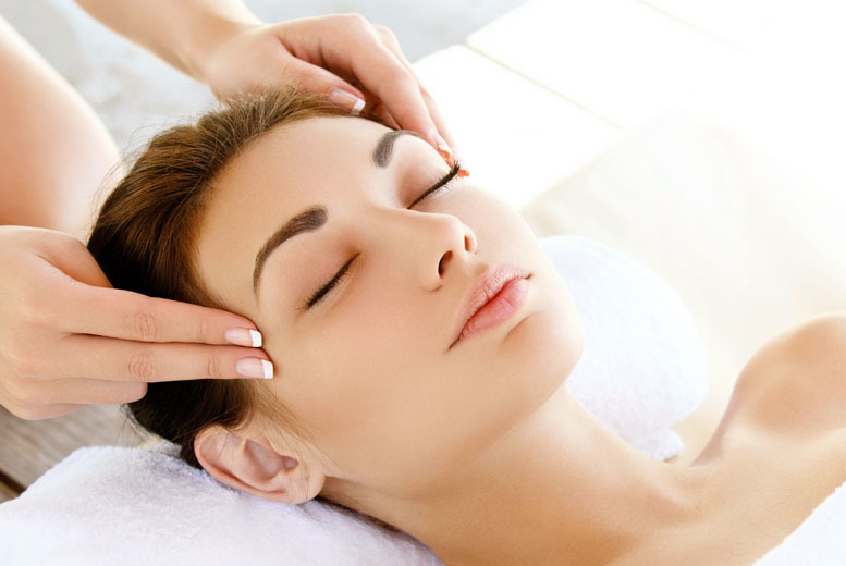 £18 for an express facial and back, neck and shoulder massage at L&S Hair and Beauty, Birtley