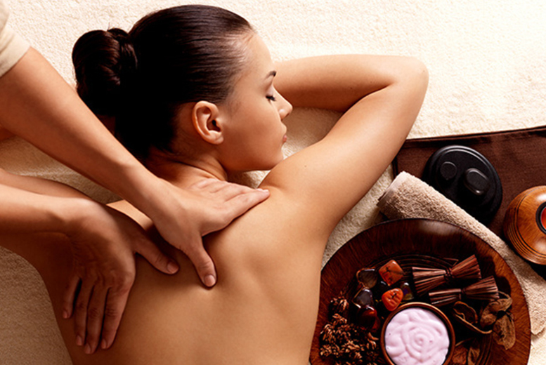 £29 for a spa day including two treatments, bubbly, access to leisure facilities and cream tea, or £49 for two people at Tranquility Spa, Portsmouth - save up to 51%