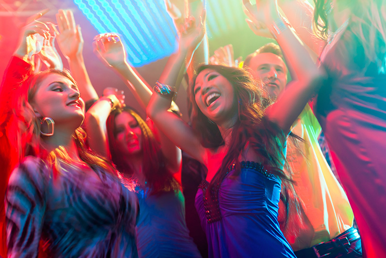 £39pp for a Pontins self-catering 48-hour party weekend break, £59pp for half-board - choose from three seaside resorts!