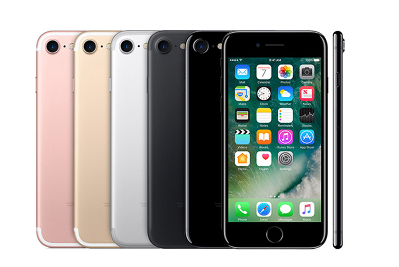 32GB iPhone 7 – 5 Colours! for £469