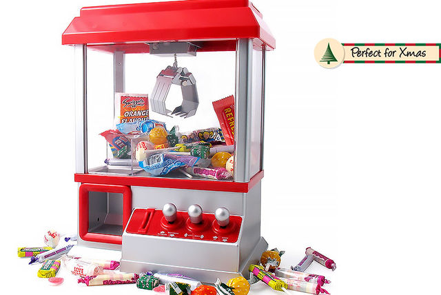 candy grabber game