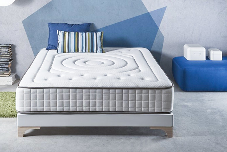 11-Zone Imperial Cashmere Memory Foam Mattress - 5-Year Guarantee!