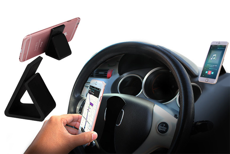 Sticky Gel Pad Phone Holder for £4.99