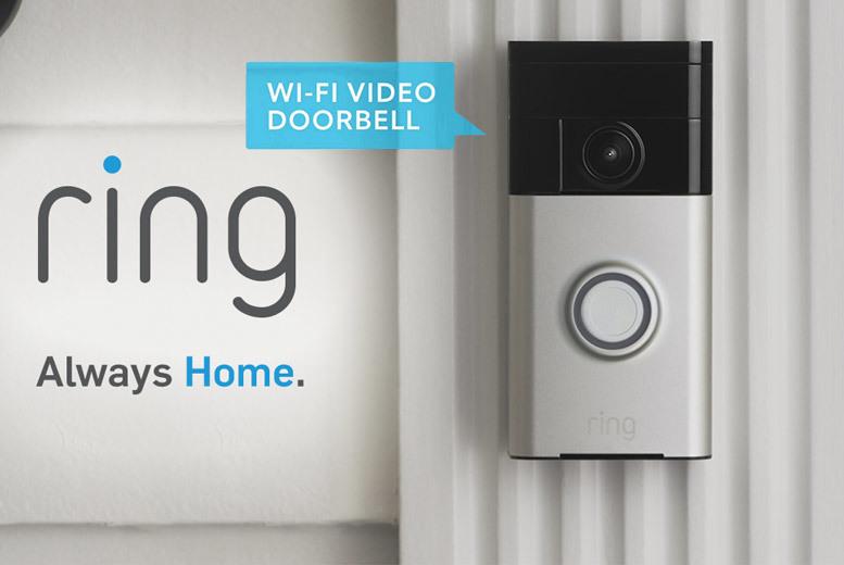 Ring Smart Video Doorbell for £139