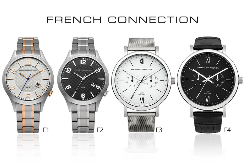 French Connection Watch - 10 Designs!