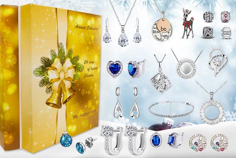Jewellery Advent Calendar for £19