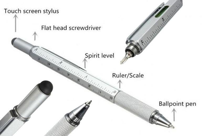 5-in-1 Multifunctional Stylus Pen for £3.99