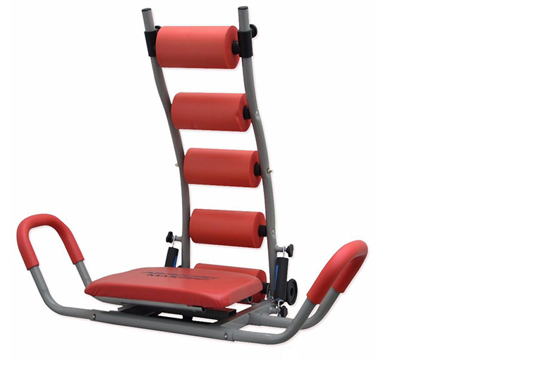 Max Strength Rocket Ab & Back Exercise Machine for £39