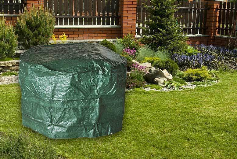 Heavy Duty BBQ Rain Cover for £8