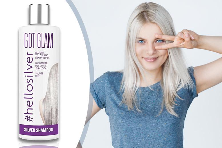 Got Glam #Hellosilver Silverising Shampoo 250ml for £7.99