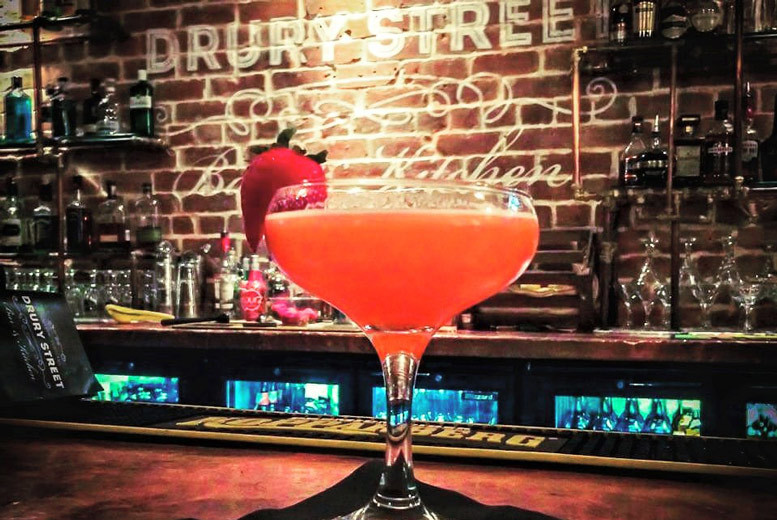 The Best Deal Guide - Cocktails & Mac 'n' Cheese Doughnuts for 2 @ Drury Street Bar & Kitchen