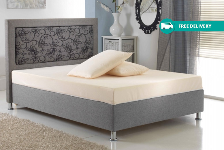 Coziflex Quilted Memory Foam Mattress For 69