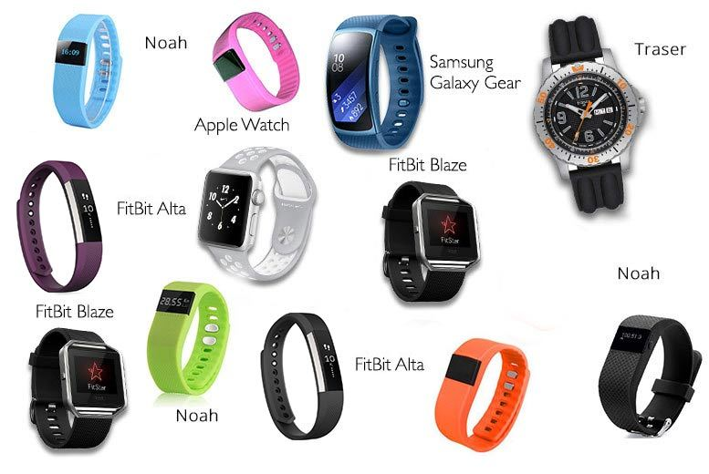 Mystery Sports Watch Deal – Apple, Fitbit, Noah & More! for £12