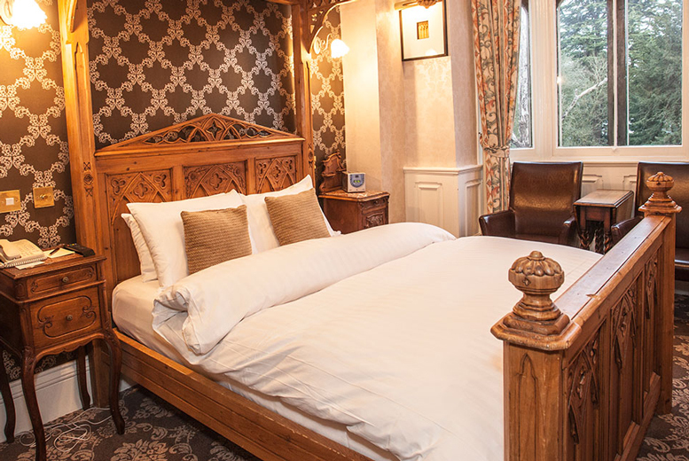 £79 instead of up to £119 (at 4* Wroxall Abbey) for a Warwickshire break for two people with spa access and breakfast, £149 for two nights - save up to 34%