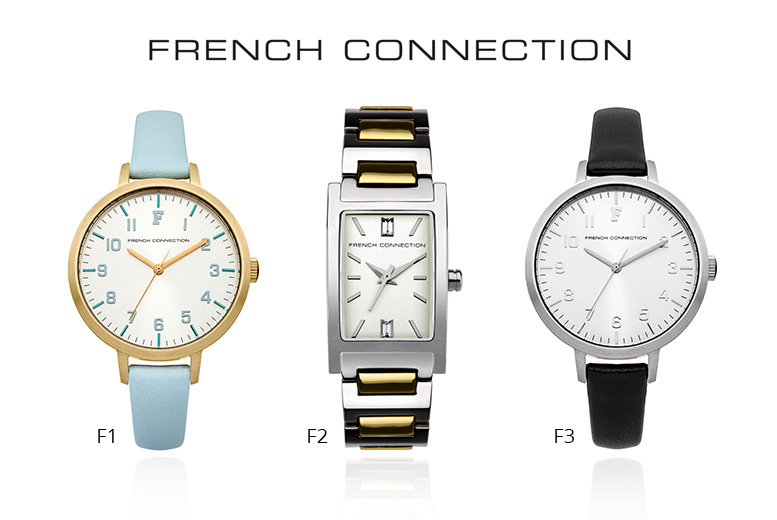 Women's French Connection Watch - 9 Designs!
