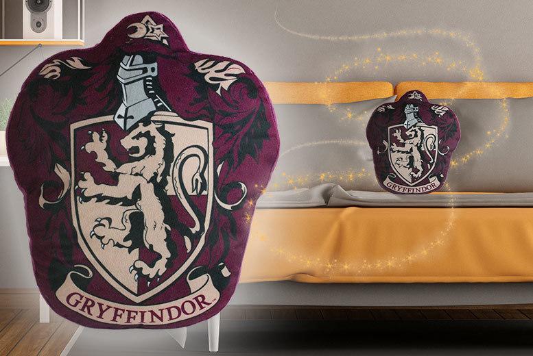 Harry Potter 'Gryffindor' Printed Cushion
