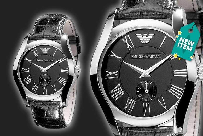 Men's Emporio Armani AR0643 Classic Watch