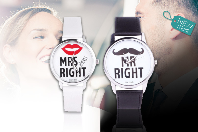 His & Hers Watches