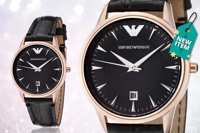 Ladies Emporio Armani Mini AR2445 Watch