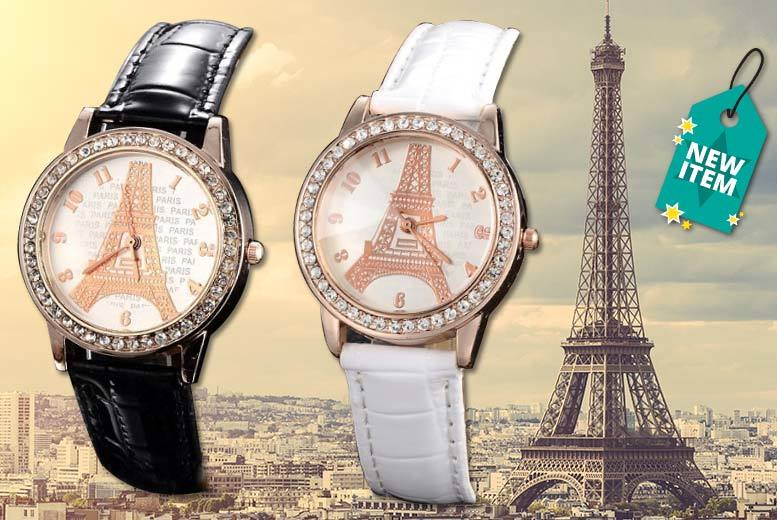 Eiffel Tower Watch - 2 Colours!