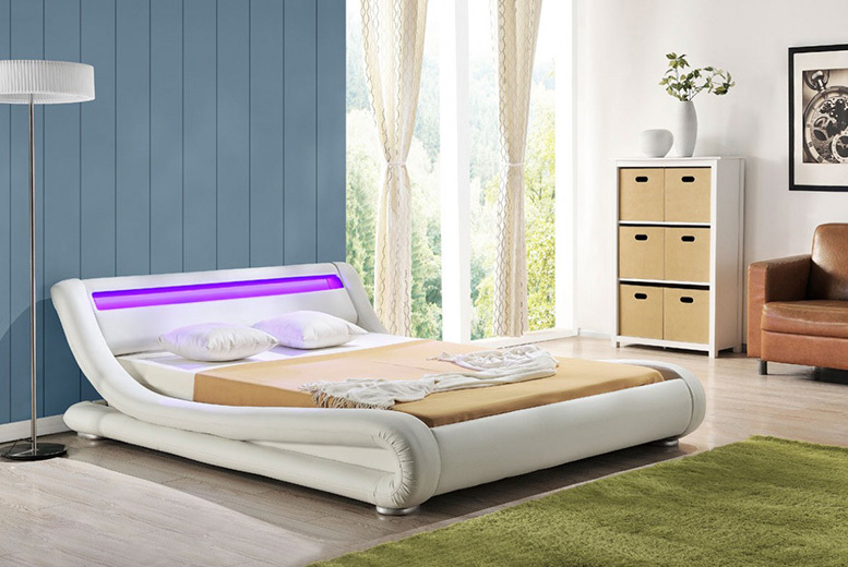 Designer LED Bed