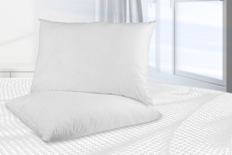 Anti-Allergy Super Bounce-Back Pillows