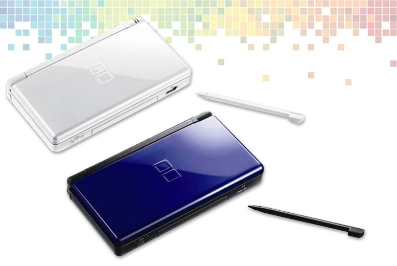 Nintendo DS Lite – 6 Colours! for £29