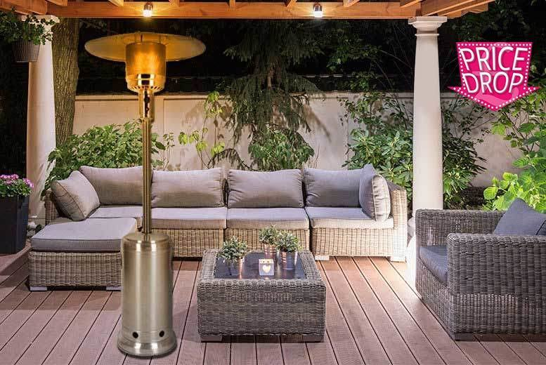 Outdoor Gas Patio Heater from £79