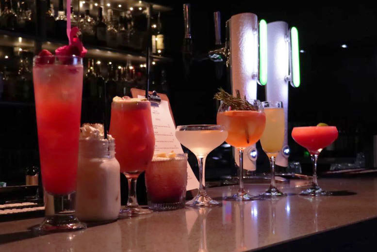 The Best Deal Guide - 4 Cocktails for 2 @ Berry St Bar & Kitchen, Liverpool City Centre