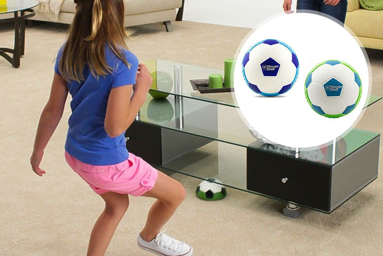 Indoor Hover Ball – 2 Colours! for £6.98