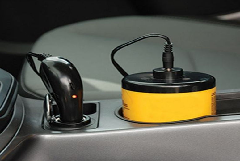 Portable Emergency Car Jump-Starter for £13.99
