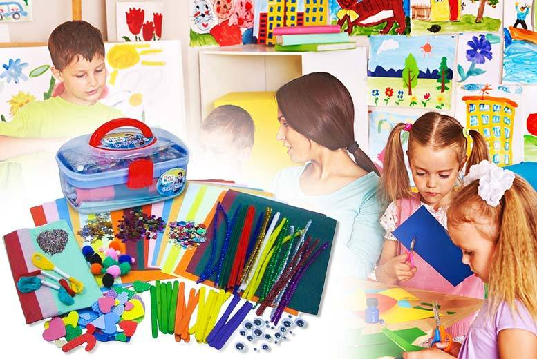 Kids' Mister Maker Arts & Crafts Set for £11.99
