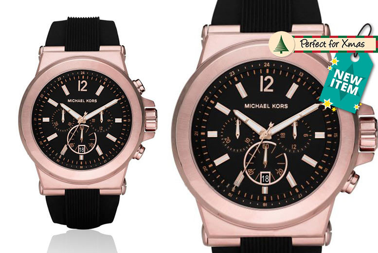 Men's Michael Kors MK8184 Dylan Chronograph Watch