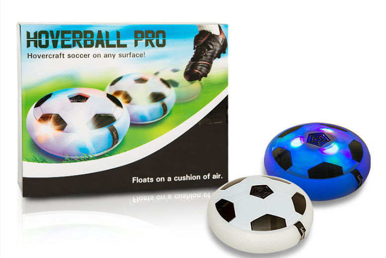The Best Deal Guide - Electronic Light-Up Hover Ball