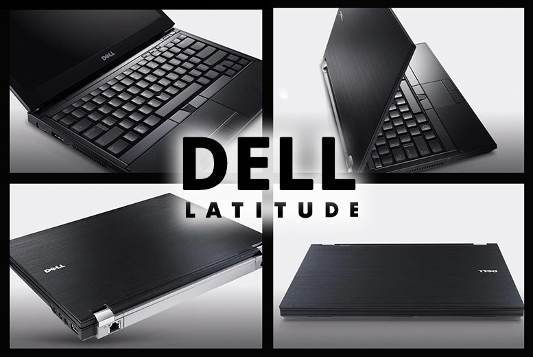 Dell Latitude Laptop – 13.3″ 120GB HDD Core 2 Duo & 12-Month Warranty! for £89