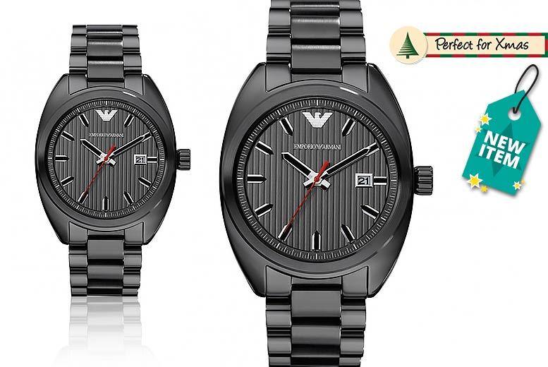 Men's Emporio Armani Steel Sportivo AR5910 Watch