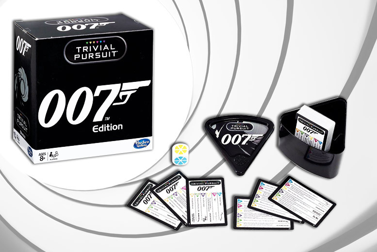 James Bond Trivial Pursuit for £7.99